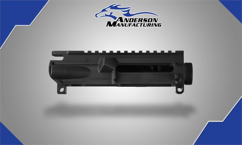 Anderson MFG M4 Flat Top Upper Receiver Stripped
