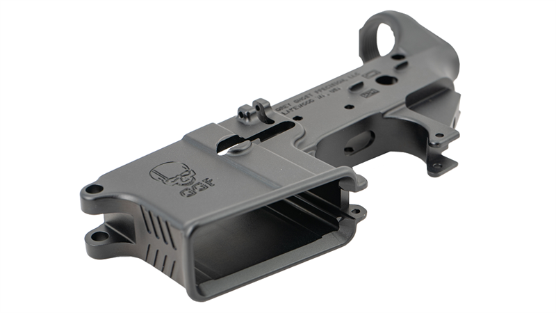 Grey Ghost Precision AR15 Cornerstone Forged Lower Receiver