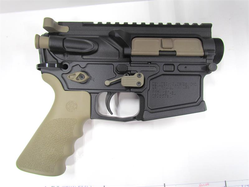 CUSTOM LOWER ZEV BILLET SET FDE EQUIPMENT