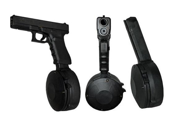 KCI Glock Gen 2 9mm 50rd Drum