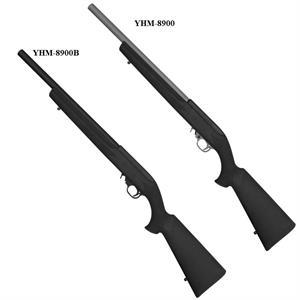 Yankee Hill Integrally Suppressed 10/22 Rifle- Bead Blast