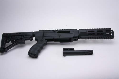 Archangel Rifle Conversion Stock (Ruger 10-22*) in Black - No Bayonet
