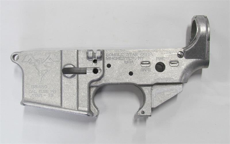 Double Star Corp  Stripped Lower Receiver *Cosmetic BLEMs