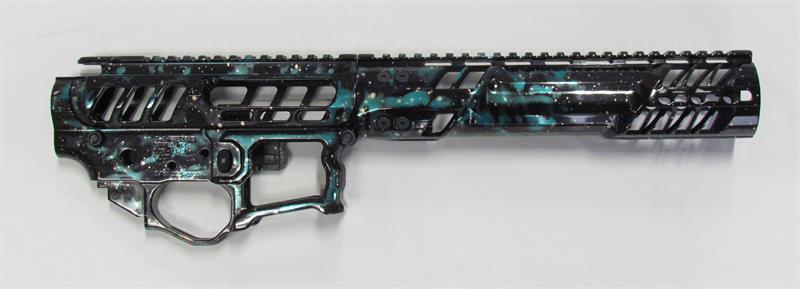 F 1 Firearms Udr15 3g Chassis W 9 75 C7k Rail Galaxy Anodized