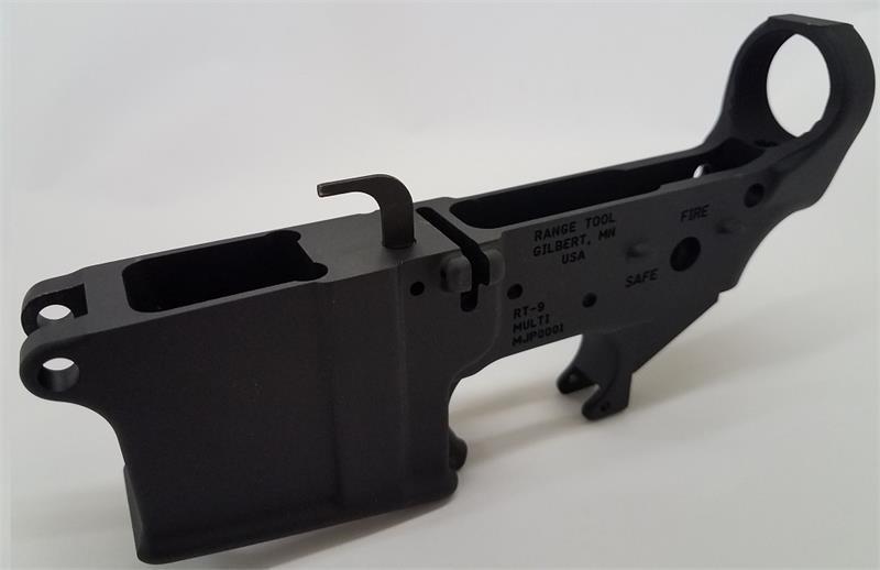 Glock 45 Ar Lower
