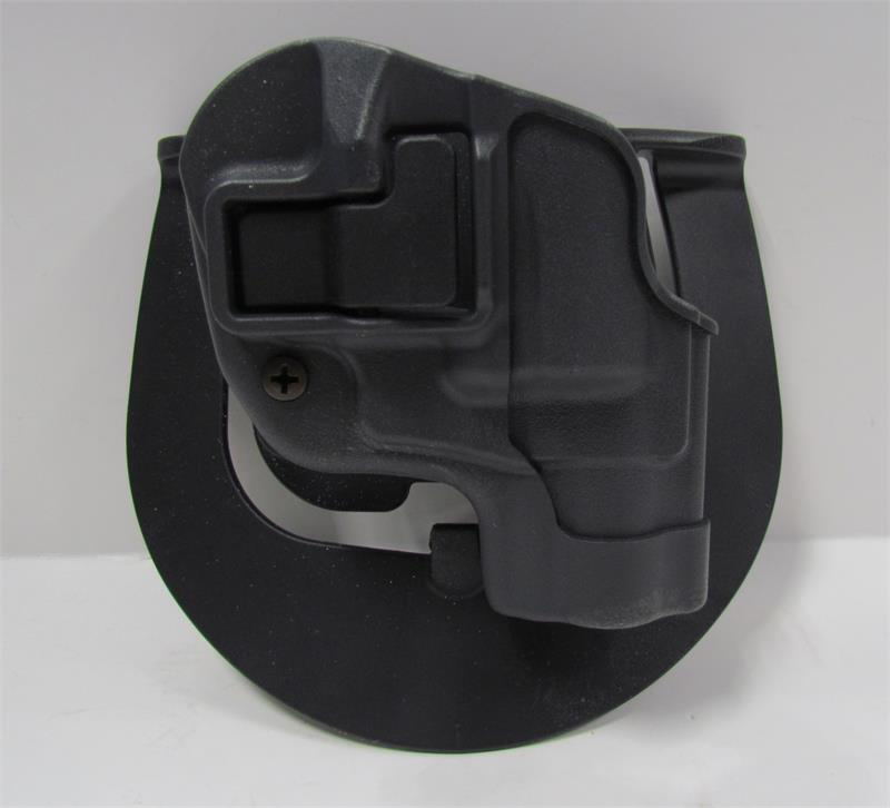 Blackhawk Serpa Sportster Gunmetal Gray Holster: S&W J