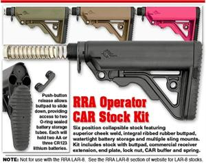 Rock River Arms Operator 6 Position Stock Kit