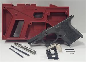 Polymer80 PF940SC 80% SubCompact Pistol Frame - Cobalt